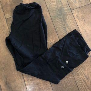 Secret Fit Roll Hem Convertible Maternity Pants